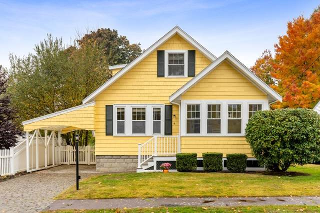 6 Ames St, Wakefield, MA 01880 (MLS #72750340) :: EXIT Cape Realty