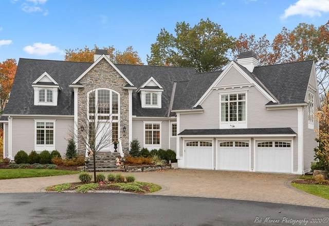 15 Trevino Circle, Andover, MA 01810 (MLS #72750342) :: Cosmopolitan Real Estate Inc.