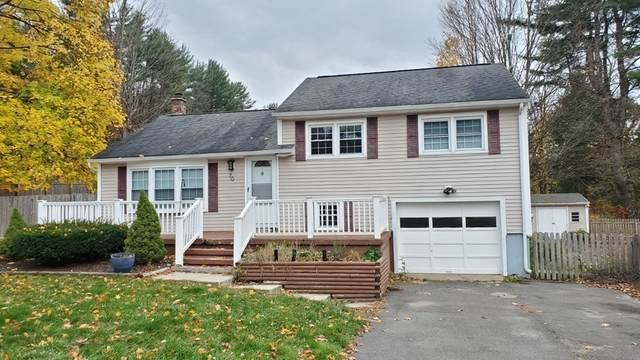 70 Raymur Dr, Russell, MA 01071 (MLS #72750435) :: The Seyboth Team