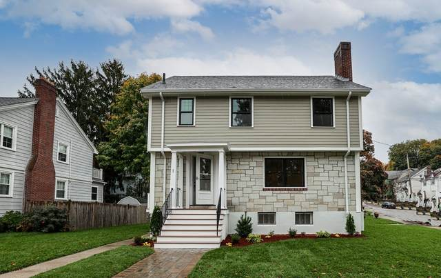 1 Courtney Road, Boston, MA 02132 (MLS #72750514) :: Conway Cityside
