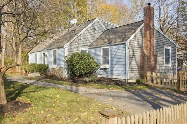 4 Polk Road, Hingham, MA 02043 (MLS #72750518) :: Zack Harwood Real Estate   Berkshire Hathaway HomeServices Warren Residential