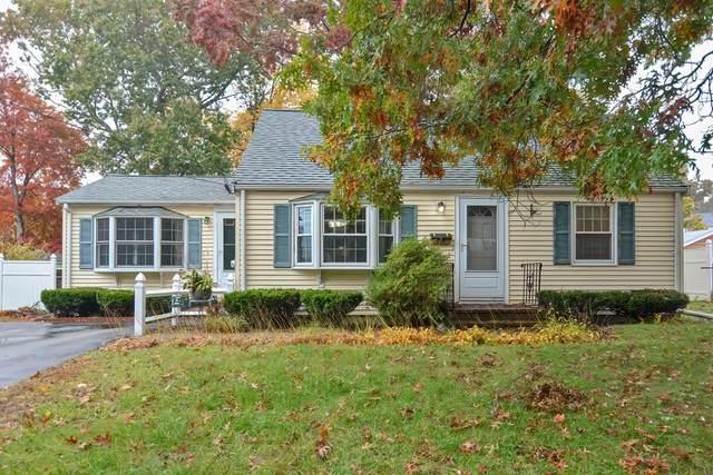 128 Charles Ave, Ext., Stoughton, MA 02072 (MLS #72750534) :: Cosmopolitan Real Estate Inc.