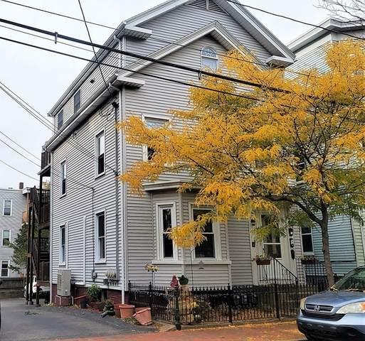 281 Pearl Street #2, Cambridge, MA 02139 (MLS #72750573) :: Conway Cityside