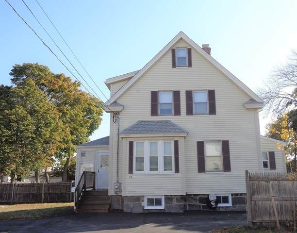 52 Wayland St, Quincy, MA 02170 (MLS #72750595) :: Conway Cityside