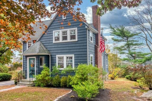 78 Aspen Road, Swampscott, MA 01907 (MLS #72750597) :: Cosmopolitan Real Estate Inc.