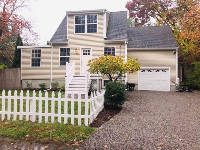 98 Quincy Ave, Marshfield, MA 02050 (MLS #72750605) :: Cosmopolitan Real Estate Inc.