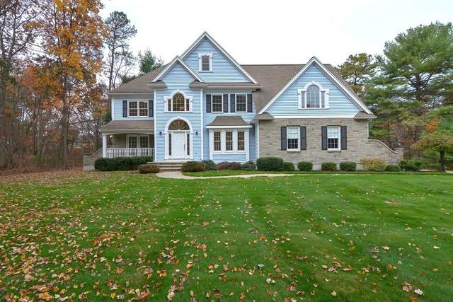 15 Ballou Drive, Wrentham, MA 02093 (MLS #72750619) :: Cosmopolitan Real Estate Inc.