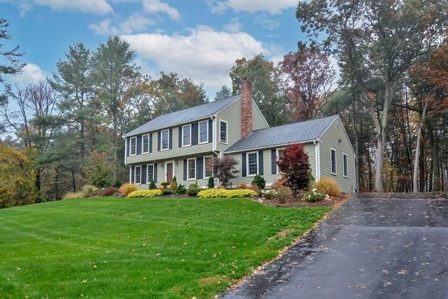 35 Kevin Joes Way, Wrentham, MA 02093 (MLS #72750624) :: Conway Cityside