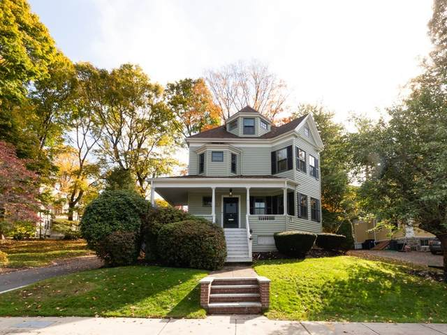 50 Landseer Street, Boston, MA 02132 (MLS #72750789) :: Conway Cityside
