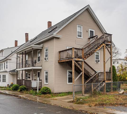 27 Parker St, Ware, MA 01082 (MLS #72750899) :: Trust Realty One