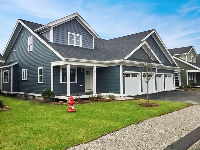 28 Bartlett Rd. #28, Hanover, MA 02339 (MLS #72750900) :: Ponte Realty Group