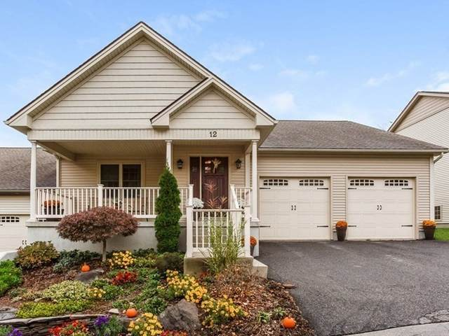 717 Northampton St #12, Holyoke, MA 01040 (MLS #72750901) :: NRG Real Estate Services, Inc.