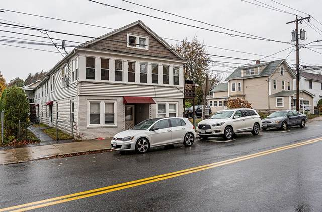 28-30,38 North St / 27 Parker St, Ware, MA 01082 (MLS #72750917) :: Trust Realty One