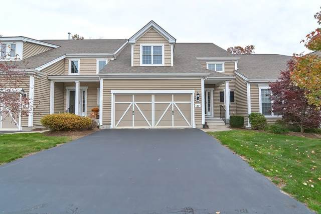 217 Sand Trap Ct #217, Northbridge, MA 01534 (MLS #72750963) :: Cameron Prestige