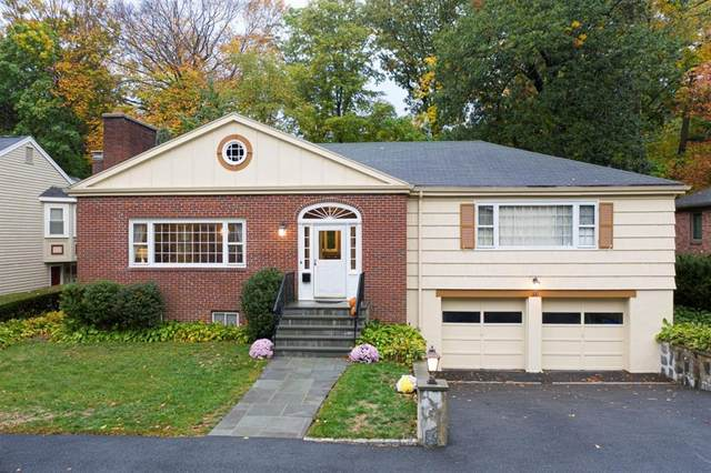 111 Woodcliff Rd, Brookline, MA 02467 (MLS #72750978) :: Trust Realty One