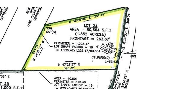 Lot 24 Newland Street, Norton, MA 02766 (MLS #72750981) :: Trust Realty One