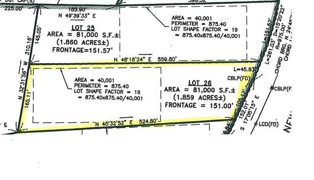 Lot 26 Newland Street, Norton, MA 02766 (MLS #72750983) :: Trust Realty One