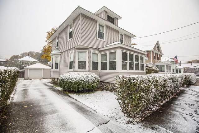 105 Ashland Ave, Methuen, MA 01844 (MLS #72751004) :: Conway Cityside