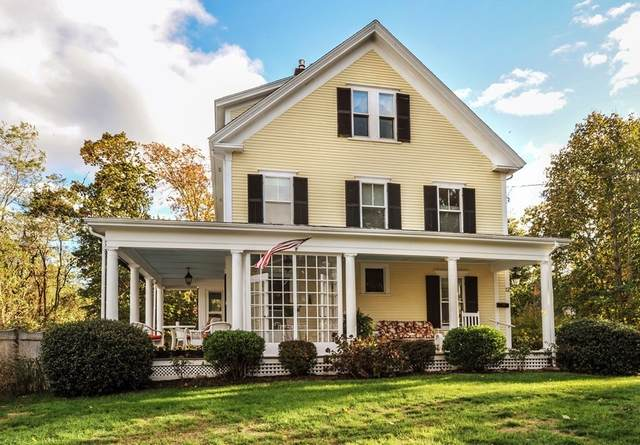 12 Hall Street, Plymouth, MA 02360 (MLS #72751012) :: Ponte Realty Group
