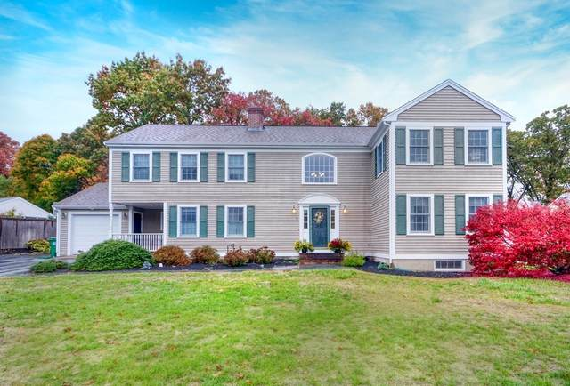 76 Gloucester Road, Westwood, MA 02090 (MLS #72751015) :: Trust Realty One