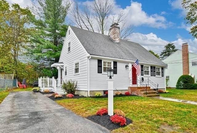 6 Jo Anne Ter, Boston, MA 02124 (MLS #72751094) :: Kinlin Grover Real Estate