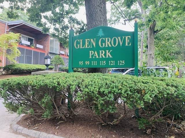 121 Grove St #6, Boston, MA 02132 (MLS #72751097) :: Kinlin Grover Real Estate