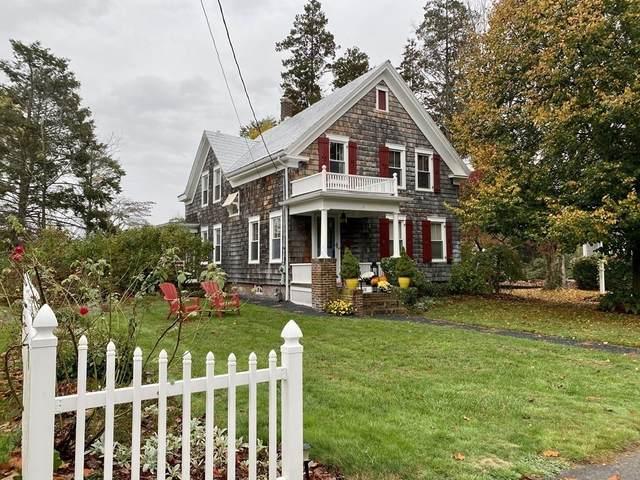 128 Park Ave, Bridgewater, MA 02324 (MLS #72751124) :: Zack Harwood Real Estate | Berkshire Hathaway HomeServices Warren Residential