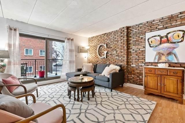 995 Mass Ave #202, Arlington, MA 02476 (MLS #72751145) :: Kinlin Grover Real Estate