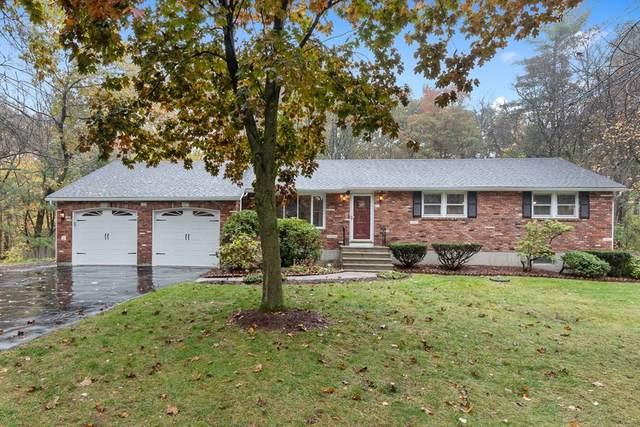 1181 Livingston St, Tewksbury, MA 01876 (MLS #72751151) :: Kinlin Grover Real Estate