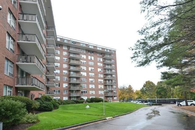 280 Boylston St #111, Newton, MA 02467 (MLS #72751170) :: Kinlin Grover Real Estate