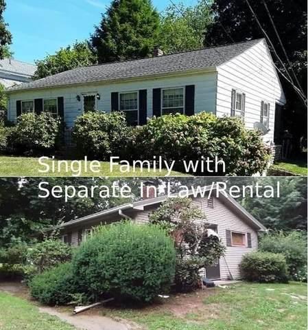 50-52 Ward St, North Brookfield, MA 01535 (MLS #72751191) :: Zack Harwood Real Estate | Berkshire Hathaway HomeServices Warren Residential