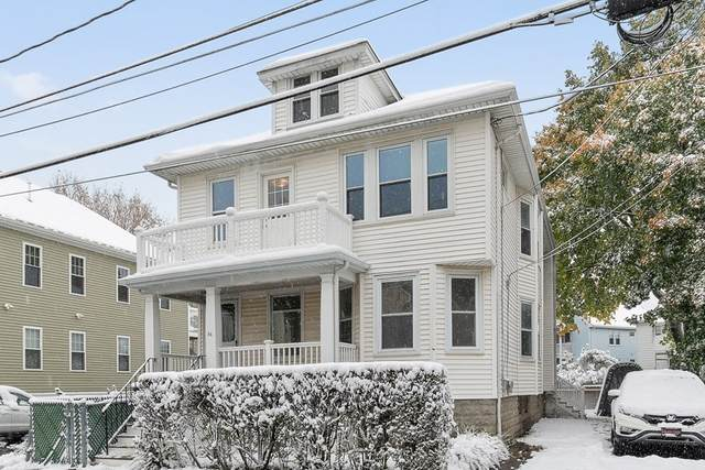 36 Wilson Ave, Belmont, MA 02178 (MLS #72751236) :: Zack Harwood Real Estate | Berkshire Hathaway HomeServices Warren Residential