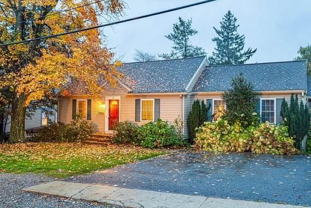 19 Caspar St., Worcester, MA 01604 (MLS #72751242) :: Zack Harwood Real Estate | Berkshire Hathaway HomeServices Warren Residential