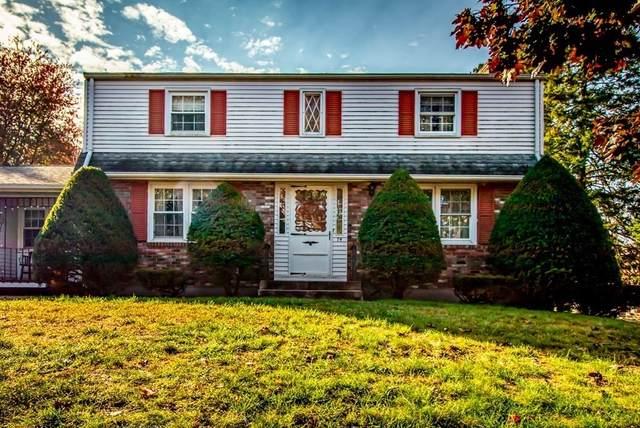 74 Brainard Rd, Enfield, CT 06082 (MLS #72751318) :: Cosmopolitan Real Estate Inc.