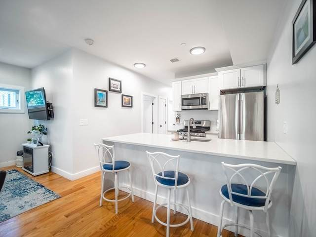 15 Swift Ter #2, Boston, MA 02128 (MLS #72752453) :: The Gillach Group