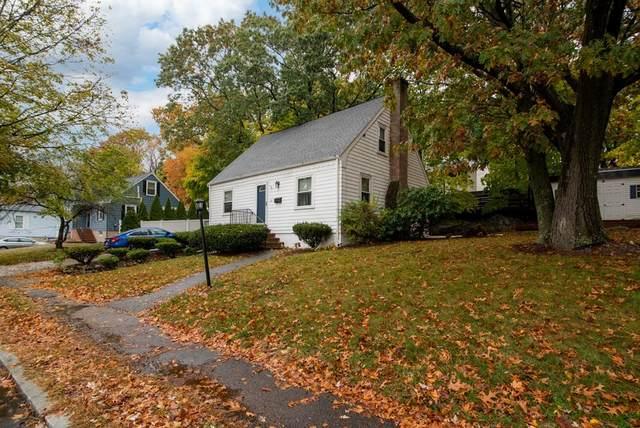 29 Saville St, Saugus, MA 01906 (MLS #72752686) :: Maloney Properties Real Estate Brokerage