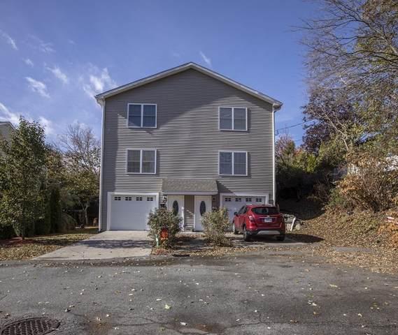 17 Mendon St #17, Providence, RI 02904 (MLS #72752732) :: Ponte Realty Group