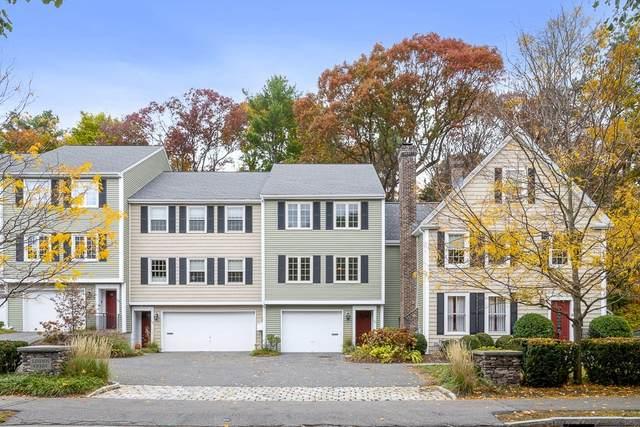 66 Linden St #66, Wellesley, MA 02482 (MLS #72752736) :: Cheri Amour Real Estate Group