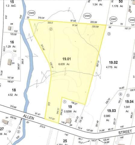 Lot 19.01 Allen Street, Belchertown, MA 01007 (MLS #72752828) :: Cosmopolitan Real Estate Inc.