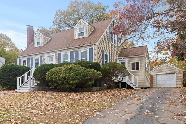 85 Winthrop Ave, Braintree, MA 02184 (MLS #72752902) :: Maloney Properties Real Estate Brokerage