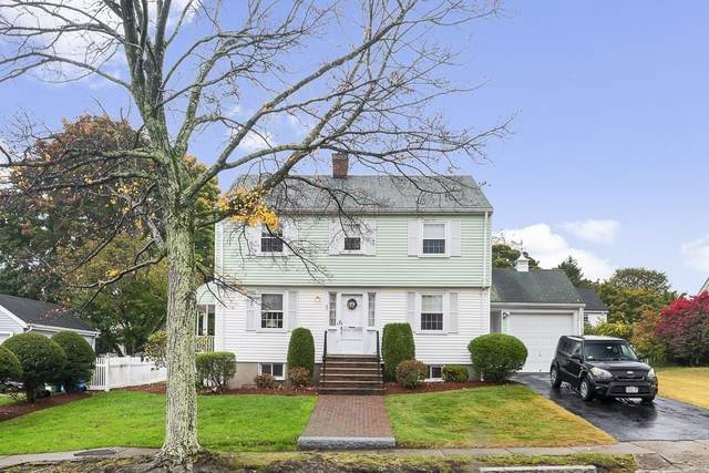 27 Gilmore Road, Belmont, MA 02478 (MLS #72753162) :: Boylston Realty Group