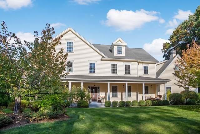 5 Whitman Cir, Lexington, MA 02420 (MLS #72753273) :: Cosmopolitan Real Estate Inc.