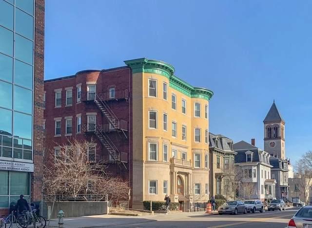 863 Massachusetts Ave #15, Cambridge, MA 02139 (MLS #72753280) :: Ponte Realty Group