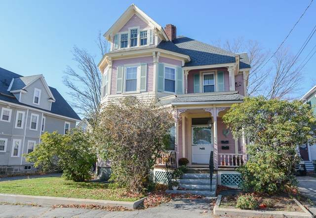 22 Chester St, Lowell, MA 01851 (MLS #72753415) :: The Duffy Home Selling Team