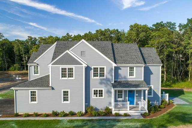 6 Drum Drive #6, Plymouth, MA 02360 (MLS #72753419) :: Welchman Real Estate Group