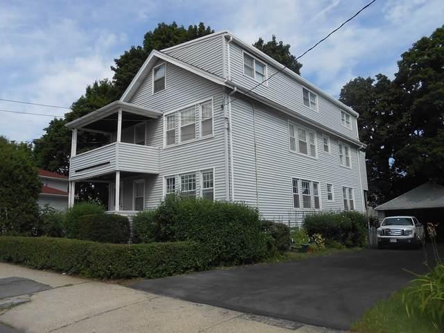 21 Jones Ave, Chelsea, MA 02150 (MLS #72753444) :: Maloney Properties Real Estate Brokerage
