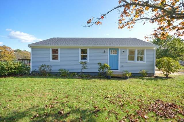 17 Mary Rose Ln, Falmouth, MA 02536 (MLS #72753527) :: Maloney Properties Real Estate Brokerage