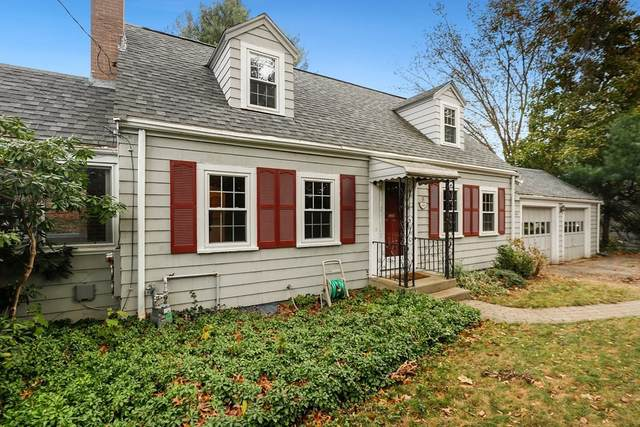 1687 Great Plain Avenue, Needham, MA 02492 (MLS #72753611) :: The Gillach Group