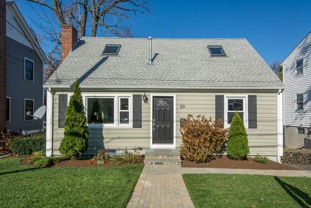 59 Florence Road, Waltham, MA 02453 (MLS #72753673) :: Trust Realty One