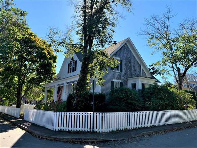 32 Cottage St, Edgartown, MA 02539 (MLS #72753678) :: The Gillach Group